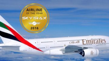 Airline Ranking Skytrax 2016