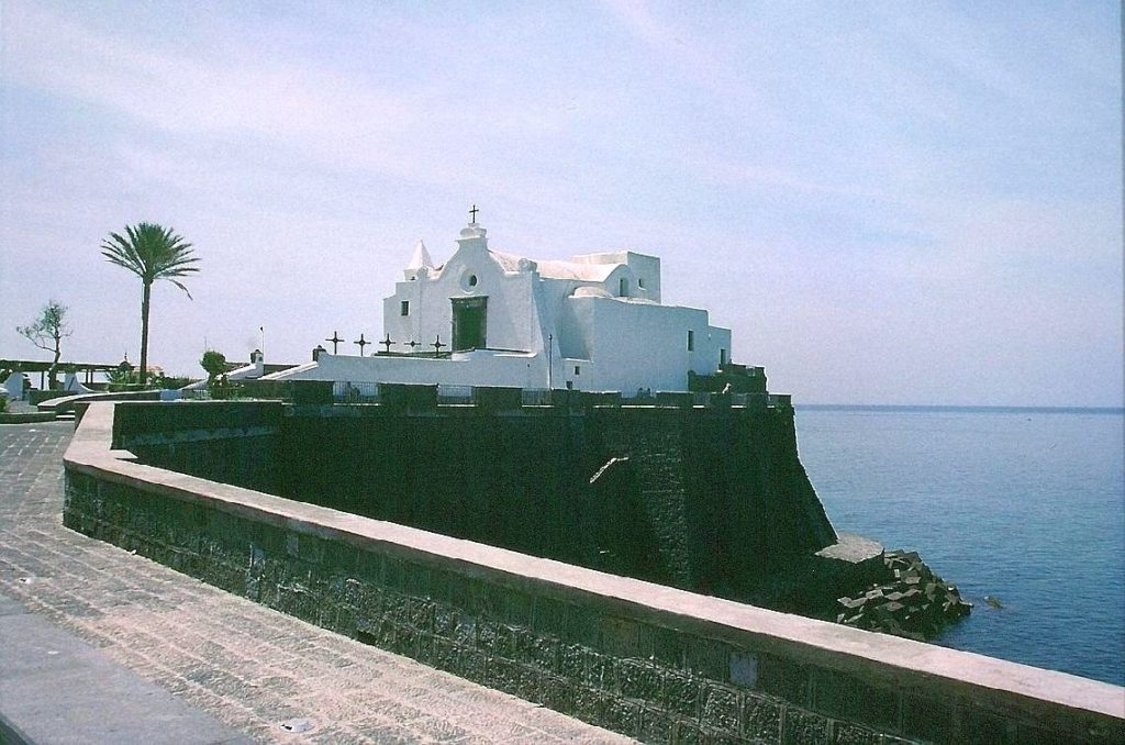 Ischia Insel Italien