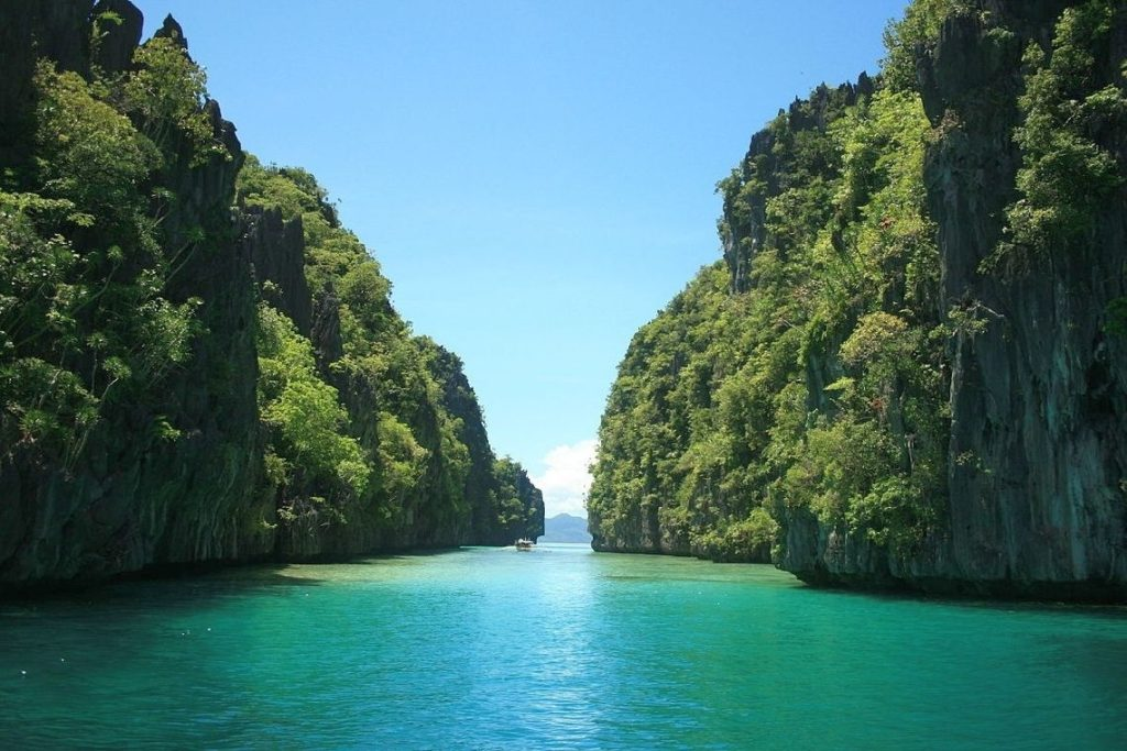 Insel Palawan Philippinen